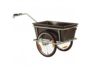 Nákladní přívěs za kolo, do 50 kg