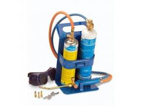 Mini svářecí souprava, 1250 °C, plyn AT 3000 330 g/600 ml, kyslík 130 g/930 ml
