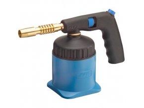 Plynová pájecí letlampa s piezoelektrickým zapalováním, 730 °C, 1 kartuše 190 g/419 ml