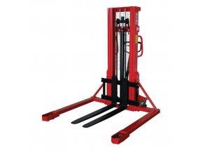 Ruční vysokozdvižné vozíky Red, do 1 000 kg