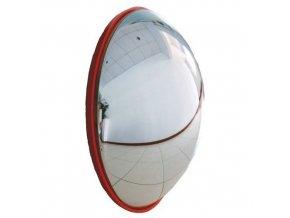 Kontrolní parabolická zrcadla Manu, polokoule