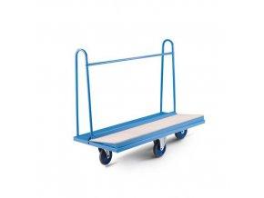 Vozík na rozměrné tabule, do 500 kg