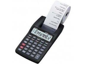Stolní kalkulačky Casio HR-8TEC s tiskem