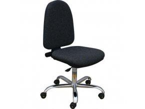 Antistatické ESD pracovní židle Waylon s kolečky