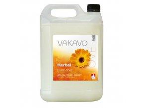Tekuté mýdlo Vakavo pro běžné mytí, 5 l