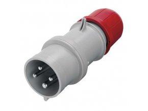 Vidlice 4P 16A/400V IP44