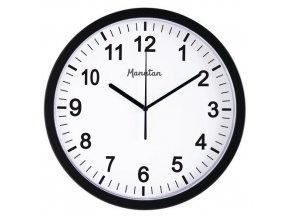 Analogové hodiny RS3 Manu, autonomní DCF, průměr 30 cm