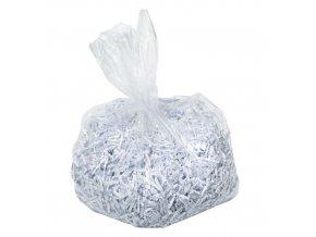 Plastové pytle na skartovaný odpad Leitz IQ, 100 ks