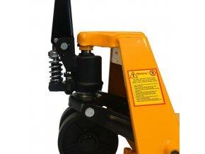 paletovy vozik shorty do 2 000 kg polyuretanova ridici kola 0159202