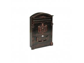 Kovové poštovní schránky Kuprit