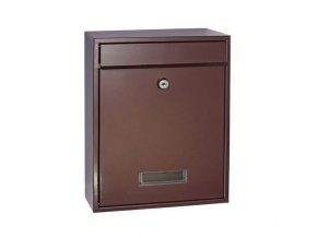 Kovová poštovní schránka Halit