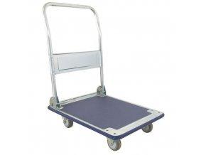 Plošinový vozík se sklopným madlem Manu, do 200 kg