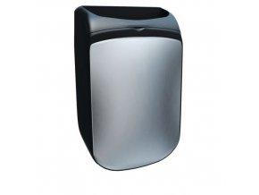 Kovový závěsný odpadkový koš Merida Mercury, objem 25 l