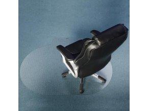 Ochranná podložka pod židli, 1500x1200, na koberce