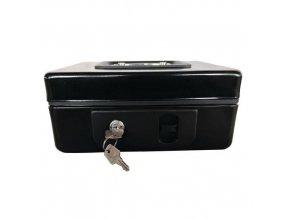 Přenosná pokladna Coinbox, 3 přihrádky