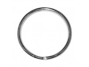 Ocelový kroužek Manu, průměr 20 mm