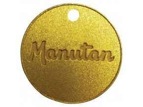 Žetony Manu, průměr 30 mm