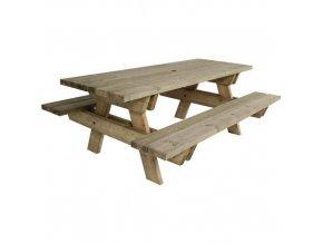 Piknikový stůl Manu