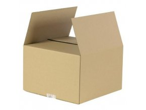 Kartonová krabice, 300 x 300 mm