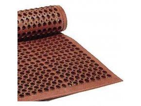 Protiúnavová gastro rohož s děrovaným povrchem, 152 x 91 cm