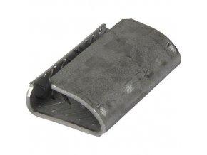 Ocelové spony pro páskovače, 17 mm