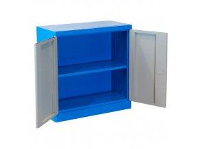 Dílenská skříň na nářadí, 80 x 78 x 38 cm