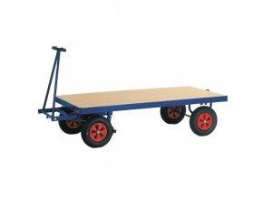 Ruční plošinový vůz, do 600 kg