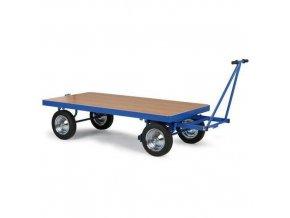 Ruční plošinový vůz, do 1 500 kg