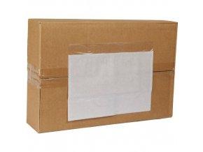 Nalepovací obálky na balíky, 240 x 180 mm