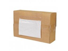 Nalepovací obálky na balíky, 180 x 135 mm