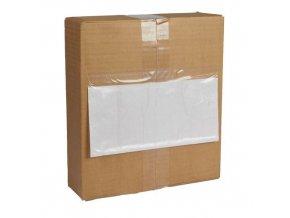 Nalepovací obálky na balíky, 240 x 135 mm