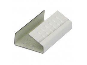 Ocelové spony pro páskovače, 16 mm