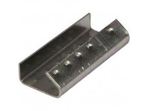 Ocelové spony pro páskovače, 10 mm