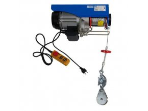 Elektrický lanový kladkostroj, do 990 kg