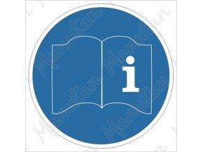 Příkazová tabulka - Čti návod k obsluze