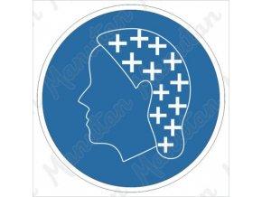 Příkazová tabulka - Pracuj s pokrývkou hlavy