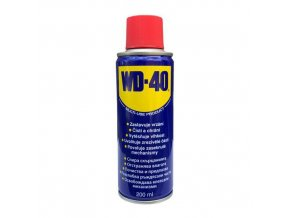Univerzální mazací spreje WD-40