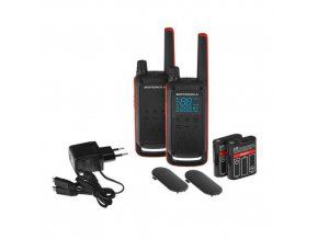 Sada vysílaček Motorola T82 Extreme, 2 ks