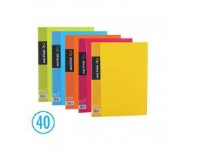 Katalogová kniha DELI RIO 40l, modrá