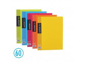 Katalogová kniha DELI RIO 60l, modrá