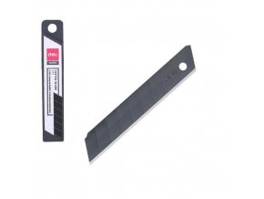 Břity do odlamovacího nože DELI 18mm, 10ks