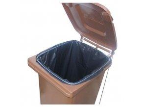 Kovový rámeček pro odpadkové pytle o objemu 240 l
