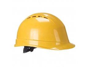 Přilba Arrow Safety, žlutá