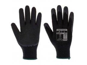 Rukavice Classic Grip Latex, černá, vel. L