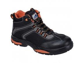 Kotníková obuv Portwest Compositelite Operis S3 HRO, černá, vel. 48
