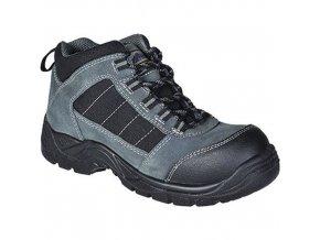 Kotníková obuv Portwest Compositelite Trekker S1, černá, vel. 38