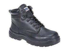 Bezpečnostní obuv Foyle S3 HRO CI HI FO, černá, vel. 45
