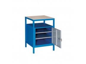 Svařovaný dílenský stůl Rivt, 85 x 57,2 x 59,2 cm