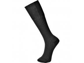 Ponožky Combat, černá, vel. 44-48