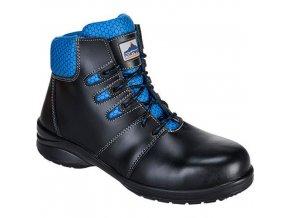 Dámská kotníková obuv Steelite Lily S1P, černá, vel. 42